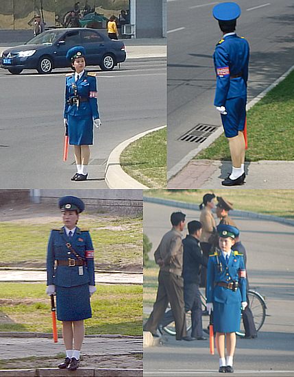 The Traffic Girls Of North Korea