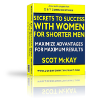 Secrets To Success With Women For Shorter Men